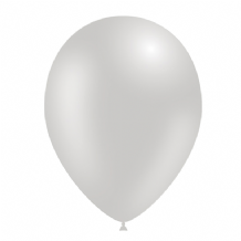 "Grey 5 inch Balloons - Decotex 5"" Balloons 100pcs"